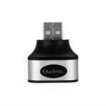 Оригинал Quelima-68 3 порта USB 2.0 Поверните Адаптер разветвителя HUB
