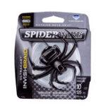 Оригинал SpiderwireInvisi114m/150mКристаллический PE Плетеный Провод Рыбалка Линия 8 Strands 6-80LB Плетеный Провод