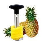Оригинал НержавеющаястальАнанасовыйпилинговыйрезецSlicer Corer Peel Core Набор Фруктовый овощной нож для гаджетов Аксессуары для кухни Сп