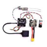 Оригинал Radiolink Mini PIX F4 Flight Controller MPU6500 C TS100 M8N GPS UBX-M8030 для RC Дрон FPV Racing