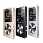 Оригинал Mahdi M220 Metal MP3 Portable Digital Audio 1.8 дюймов Экран FM E-Book Часы Поддержка музыкального проигрывателя Поддержка TF карт