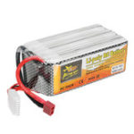 Оригинал ZOP Power 22.2V 6300mAh 35C 6S Lipo Батарея T Plug для 1/10 RC Авто