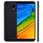 Оригинал XiaomiRedmi5PlusОтпечатокпальца 5.99 дюйма 3GB RAM 32GB Snapdragon 625 Octa core 4G Смартфон