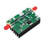 Оригинал 1MHz-1000MHZ 35DB 3W HF VHF UHF FM-передатчик Широкополосная RF-мощность Усилитель Для Ham Радио