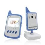 Оригинал 2,4-дюймовый2,4ГГцбеспроводнойLCDЦифровой Baby Монитор 6 Инфракрасный LED 2-х скоростная передача связи EU