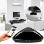 Оригинал W809II 110-240V Smart Home Automation Intelligent Дистанционный Контроллер WIFI + IR + RF