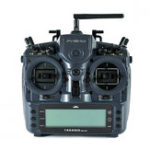 Оригинал FrSky ACCST Taranis X9D PLUS Mr. Steele Специальный выпуск 2.4GHz 16CH Transmitter Mode 2 для RC Дрон