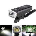 Оригинал XANES SFL03 600LM XPG Светодиодный немецкий стандарт Smart Induction Bicycle Light IPX4 USB аккумуляторная большая подсветка