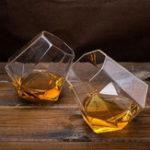 Оригинал HonanaHC-714TumblerCrystalпрозрачныйстеклянный кубок виски Creative Home Hotel Бар Вечеринка Винная кружка Пивная стеклянная кубка