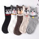 Оригинал Женская дезодорация поглощает пот Breathable Socking