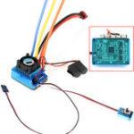 Оригинал 120A ESC Sensored Бесколлекторный Регулятор скорости для 1/8 1/10 Авто / Truck Crawler TB