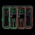 Оригинал A5000+1.77дюймов4400mAhOTG Фонарик Bluetooth MP3 MP4 Dual Сим-карты На открытом воздухе Прочный телефон