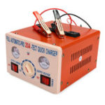 Оригинал 20A 100ah Полное автоматическое Pro Tect Быстрое зарядное устройство Свинцовая кислота Батарея Зарядное устройство 110V / 220V