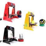 Оригинал Т-23SingleExtruderВысокаяточностьDIY 3D-принтер Набор Приходите с нитью 1,75 мм с 0,4 мм сопла