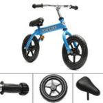 Оригинал 12-дюймовый детский велосипед с регулируемой ручкой без педали Learn to Ride Bicycle Gift
