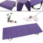 Оригинал 70.8×23.6×1.9inchСкладнаяпанельGymnasticsMatGym Упражнение Yoga Pad Спортивное обучение Защитное снаряжение