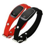 Оригинал Pet GPS трекер Воротник S1 GPS + LBS + WIFI Позиционирование в реальном времени Отслеживание Smart GPS Locator Free APP