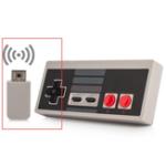 Оригинал Беспроводной контроллер Геймпад для Nintendo Mini Classic Консольный контроллер NES