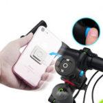 Оригинал Bakeey Универсальный велосипед Stand Holder Крепежный кронштейн для мобильного телефона для iPhone Xiaomi Samsung