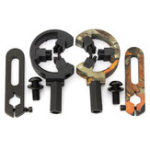 Оригинал 1PCS Universal Щетка Arrow Rest Щетка Compound Bow Hunting Инструмент Professional