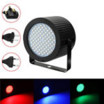 Оригинал 20W 88 LED RGB Звуковое управление Dimmable Stage Light DMX512 Лазер Проектор Лампа для DJ Disco Bar