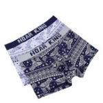 Оригинал Слоны Печать Modal Soft Comfy Boxer Briefs для мужчин