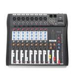 Оригинал CT80S 8-канальный Профессиональный Live Studio Audio Mixer Console с 48V Phantom Power
