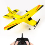 Оригинал ZC Z50 2.4G 2CH 340 мм Wingspan EPP RC Glider Airplane Набор