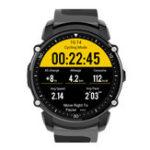 Оригинал BakeeyFS08TransflectiveTFT1.26inchGPS HeartRate Монитор Шагомер Smart Watch для iphone Xiaomi