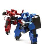 Оригинал MECH CAVALRY APP Control RC Battle Robot Toys