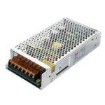 Оригинал NVVV® AC 200-240V для DC 24V 120W Импульсный источник питания для мониторинга LED Автоматизация полос