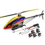 Оригинал ALIGN T-REX 700XN Вертолет Dominator Super Combo