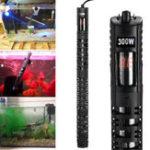 Оригинал 300W Digital Fish Submersible Аквариум Нагреватель Автоматический термостат Цифровой контроль