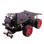 Оригинал Arduino UNO Smart RC Robot Авто Совместим с Raspberry Pi Arduino STM32 4WD