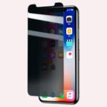 Оригинал BaseusАнтиШпион0.3ммАнти отпечаток отпечатка с закаленным стеклом для iPhoneX