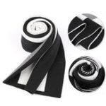 Оригинал Зимний кашемир полосатый Ultra Soft Шея Набедренный шарф
