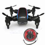 Оригинал JJRC H53W Shadow WiFi FPV Складной Mini Дрон с 480P камера Режим удержания высоты РУ Квадрокоптер BNF