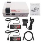 Оригинал Coolbaby HD Classic 2 Геймпад Двойной проигрыватель Встроенная консоль 600 видео-ТВ