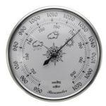 Оригинал 980 ~ 1040hPa Барометр Датчик давления воздуха Weatherglass Weather Meter Wall Hanging
