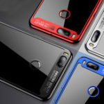 Оригинал CAFELEРоскошнаяультратонкаяокраскаSoftТПУ Защитная Чехол Для Xiaomi Mi A1/Xiaomi Mi 5X
