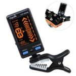 Оригинал Cherub WST-650GB Protable Clip-on Guitar Bass Tuner