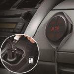 Оригинал FM-передатчик LED Дисплей USB-порт Bluetooth Стерео музыка Воспроизведение MP3 / WMA / WAV / FLV Авто Зарядное устройство