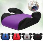 Оригинал ПротивоскользящийпортативныйАвтоДетскоесиденьедля малышей Детское сиденье для сафты подходит для детей 6-12 лет KidsTravel Pad