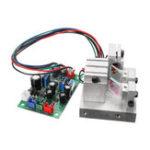 Оригинал RGB 300 мВт Белый Лазер Точечный модуль Красный Зеленый Синий 638 нм 520 нм 450 нм модуляция драйвера TTL