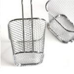 Оригинал HonanaHN-KT035Гайкаизнержавеющейстали Мини-корзина для жарки Сетка для сетки
