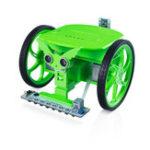 Оригинал SunFounder SF-Rollman STEM Learning Education DIY Визуальное программирование на основе блочного робота Rollman