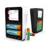 Оригинал ISDT C4 Многофункциональный сенсорный экран Батарея Зарядное устройство с USB-выходом для 18650 26650 AA AAA Батарея