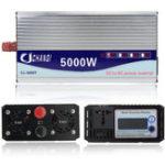 Оригинал 10000W Пиковый модифицированный синусоидальный инвертор DC 12-48V для AC 220V Converter + LCD