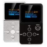 Оригинал Xduoo X2 Входной уровень Lossless HIFI Музыкальный плеер Flac с поддержкой OLED-экрана MP3 WMA APE FLAC WAV