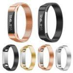 Оригинал Запасные часы из нержавеющей стали Стандарты Аксессуар металлический ремешок для Fitbit Alta